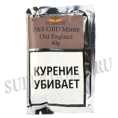 Табак Petersen & Sorensen GBD Mixture Old England (КИСЕТ 40 гр)
